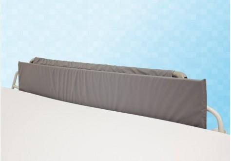 Protection barrière de lit avec ZIP