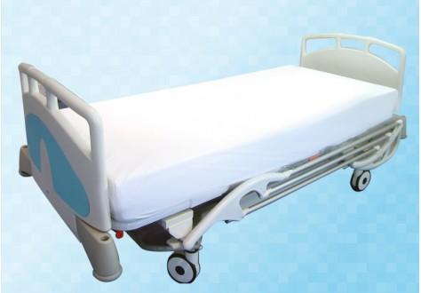 Alèse drap-housse imperméable en PVC 10/100 M1 élastiqué