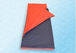 Enveloppe sac de couchage pour transport en brancard