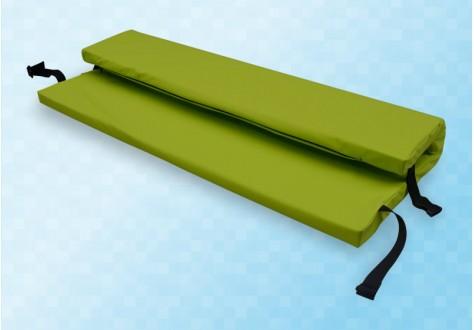 Protection en mousse (formée) pour barrière de lit