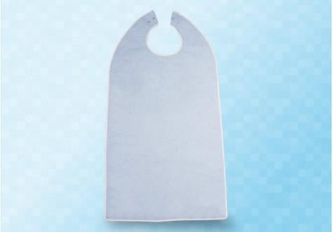 Bavoir de protection éponge et PVC
