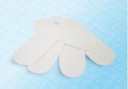 Lot de 5 serviettes réutilisables pour incontinence légère