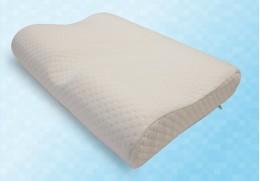 Taie pour oreiller ergonomique à mémoire de forme